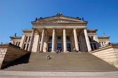 Concert Hall on Gendarmenmarkt stock photos