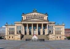 Concert hall at the Gendarmenmarkt, Berlin Royalty Free Stock Photography