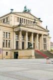 Concert Hall Gendarmenmarkt Berlin Germany Stock Image