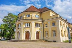 Concert hall of Heidenheim an der Brenz Stock Photo