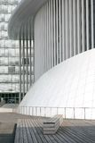 Concert Hall, named Philharmonie Luxembourg royalty free stock image
