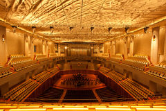Concert Hall of NCPA Royalty Free Stock Images