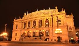Concert hall Rudolfinum Stock Photo
