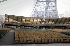 Orest Opera concert hall, Poland, Sopot 2017 stock image