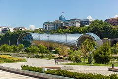 Concert Hall in Tbilisi. royalty free stock image