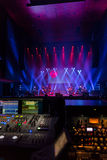 Concert at Harpa Royalty Free Stock Images