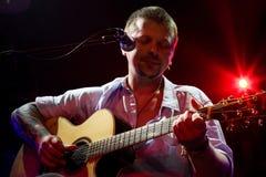 Concert of Ilya Chert in Saint-Petersburg Stock Images
