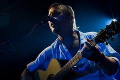 Concert of Ilya Chert in Saint-Petersburg Royalty Free Stock Photography