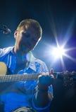 Concert of Ilya Chert in Saint-Petersburg Royalty Free Stock Photos