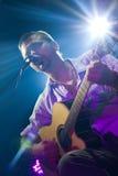 Concert of Ilya Chert in Saint-Petersburg Royalty Free Stock Photo