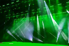 Concert light Royalty Free Stock Photography