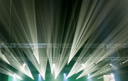 Concert light Royalty Free Stock Photos