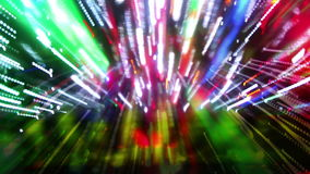 Concert light spectrum stock footage