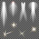 Concert Lighting. Stage Spotlights. Lantern Stock Photos