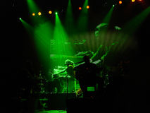 Concert lights Royalty Free Stock Images