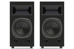 Concert loudspeakers Royalty Free Stock Photos