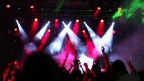 Concert stock video