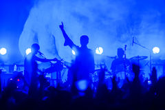 COncert performance live show Royalty Free Stock Photography