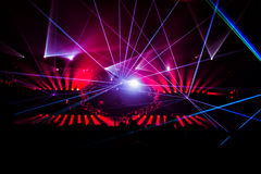 Concert performances Stock Image