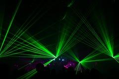 Concert performances Stock Photo