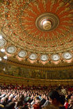 Concert at the Romanian Athenaeum Stock Photography