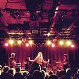 Concert scene Royalty Free Stock Photo
