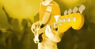 Concert sous tension Photos libres de droits