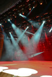 Concert stage Royalty Free Stock Photos