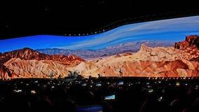 Concert U2 Image stock
