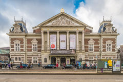 Concertgebouw Amsterdam Royalty Free Stock Images