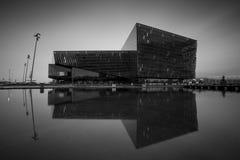 Concerthall di Harpa Fotografia Stock Libera da Diritti