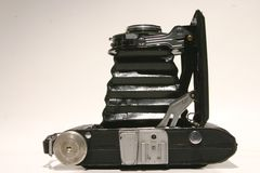 Concertina камера от верхней части Стоковая Фотография RF