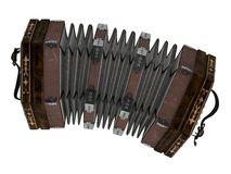 Concertina Royalty Free Stock Photo