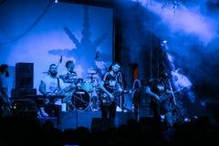 concerto Fotografie Stock