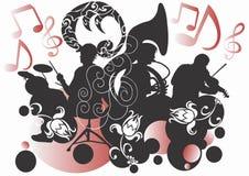 Concerto Imagem de Stock Royalty Free