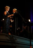 Concerto ao ar livre da música da ópera do festival 2013 de Riga. Imagem de Stock Royalty Free