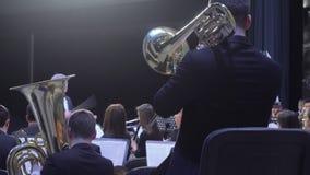 Concerto da orquestra de Philarmonic filme