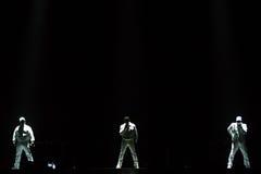 Concerto degli uomini di Boyz II a Montreal Fotografia Stock