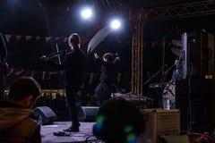 Concerto do festival da juventude de Aydilge Sarp On May 19o Imagens de Stock