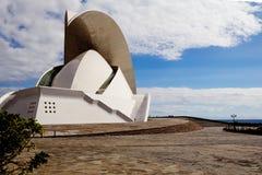 Concerto Hall In Tenerife Le Isole Canarie Immagini Stock