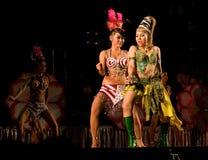 Concerto no templo justo em Tailândia fotografia de stock royalty free