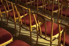 Concertzaal royalty-vrije stock fotografie