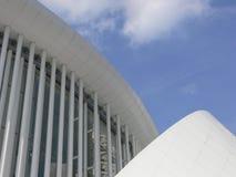 Concertzaal Luxemburg stock foto