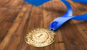Concesión de la medalla Imagen de archivo libre de regalías