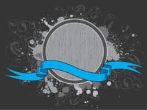 Concesión y cinta ilustradas Imagen de archivo libre de regalías