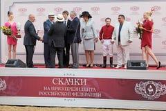 Concessão dos vencedores Imagem de Stock Royalty Free