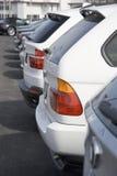 Concessionário automóvel 3 Fotos de Stock Royalty Free