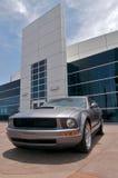 Concessionnaire automobile. Photos stock