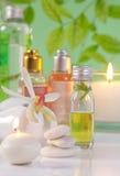Concetti della stazione termale di massaggio Immagini Stock
