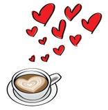 Concetti di giorno del biglietto di S. Valentino di datazione royalty illustrazione gratis